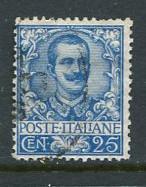 Italy #81 Used (Box1)