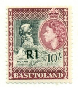 BASUTOLAND #71, Mint Never Hinged, Scott $32.50