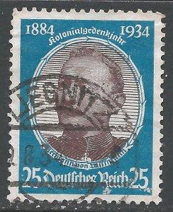GERMANY 435 VFU J704