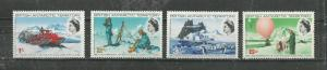 British Antarctic Territory # 20-23 Mint NH