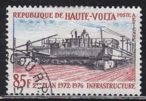 Burkina Faso C106 Infrastructure Building 1972