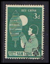 Vietnam Used Fine ZA6266