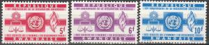 Rwanda #41-3  MNH F-VF  (SU3307)