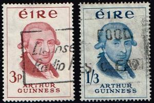 Ireland # 171 - 172 U