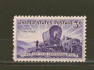USA 950 Pioneers MNH