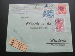 AUSTRIA 1930'S 20 COVERS & POST CARDS   LOT
