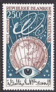 MAURITANIA SCOTT C63