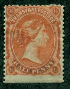 Transvaal #97  Mint  Scott $30.00