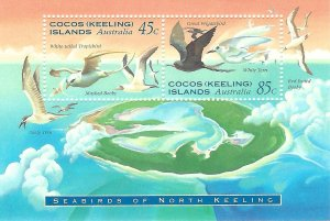 Cocos Islands #301a   SS Mint NH VF 1995 PD