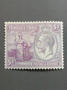 Trinidad & Tobago 30  F-VF MHR. Scott $ 32.50