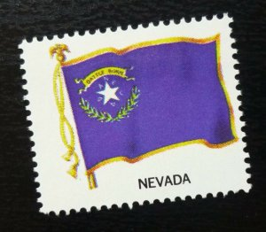 USA Poster Stamp Flag NEVADA  C31