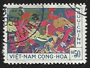 Viet Nam (South) #108 Used Single Stamp