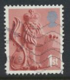 GB Regional England 1st Class SG EN7 SC#7 Used  Type II   see details