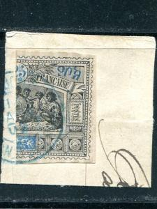 Obock  #53a on piece