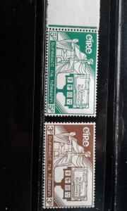 Ireland #169-170 MNH h191.3365