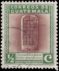 Guatemala 1939 #292  Used