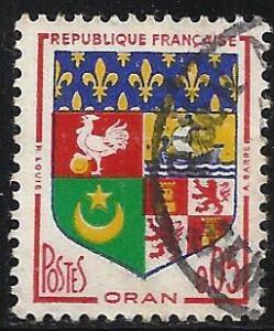 France 1960 Scott# 973 Used