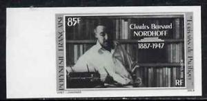 French Polynesia 1988 Birth Centenary of Charles Bernard ...