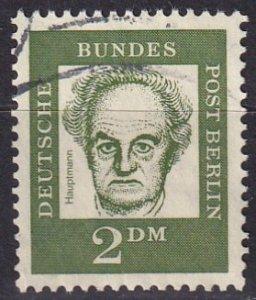 Germany #9N190  F-VF Used CV $4.50  (Z1988)