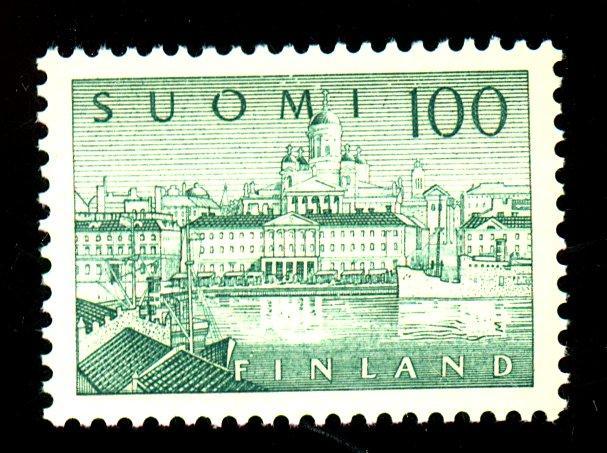 Finland #357 MINT VF OG NH Cat$22