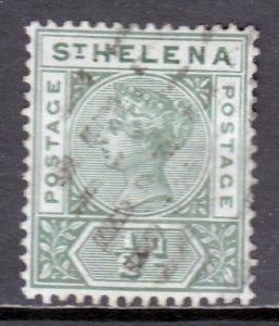 St. Helena - Scott #40 - Used - SCV $7.75