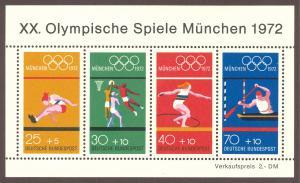 Germany B490e MNH