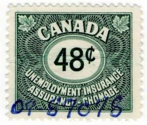 (I.B) Canada Revenue : Unemployment Insurance 48c