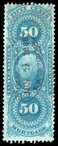 U.S. REV. FIRST ISSUE R59c  Used (ID # 88255)