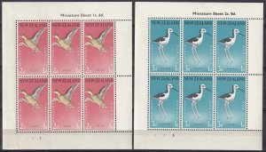 New Zealand #B57a-B58a  MNH  CV $12.00 (Z3296L)