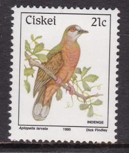 Ciskei, Fauna, Birds MNH / 1990