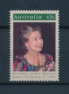[73440] Australia 1991 Royalty Queen Elizabeth  MNH