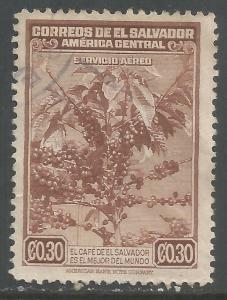 EL SALVADOR C76 VFU M1191