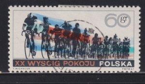 Poland 1501 Warsaw-Berlin-Prague Bicycle Race 1967