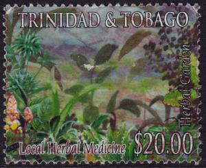 Trinidad & Tobago - 2005 - Scott #759 - used - Herban Garden