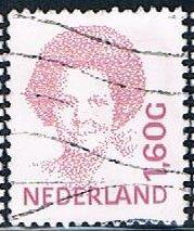 Netherlands 779, 1.60g Queen Beatrix, used, VF