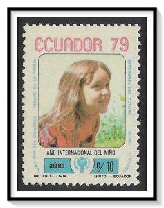 Ecuador #C657 Airmail MNH