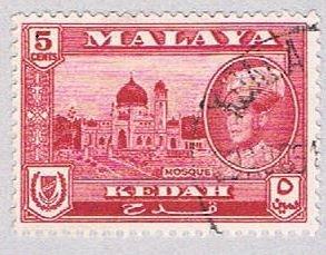 Malaya Kedah 98 Used Mosque  (BP38215)