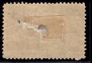 US Stamp #235 6c Columbian MINT Hinged SCV $50