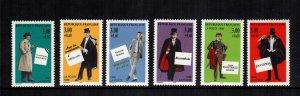 France  B670 - B675  MNH $ 8.00