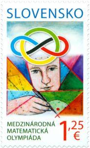 SLOVAKIA/2019, The International Mathematics Olympiad, MNH