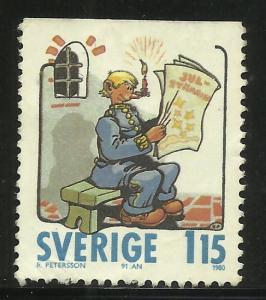 Sweden 1980 Scott# 1336 Used