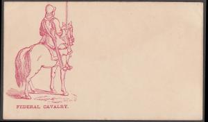 CAH 50 FEDERAL CALVARY PATRIOTC COVER BL5893