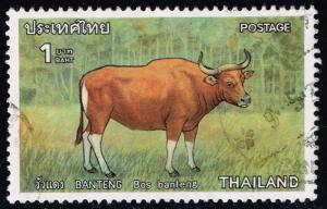 Thailand #806 Banteng; Used (2.40)
