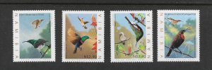BIRDS - NAMIBIA #1055-8   MNH