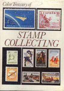 Color Treasury of Stamp Collecting: Modern History in the...