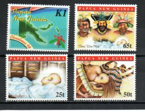 Papua New Guinea 956-959 MNH