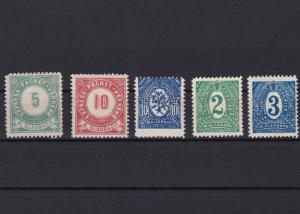 german  stadtpost monchengladbach private local post stamps ref r13770