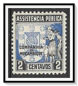 Mozambique Company #RA3 Postal Tax MH