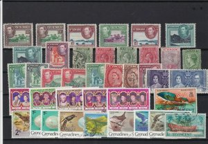 saint vincent and grenadines  stamps ref r12587