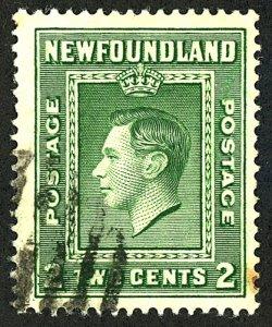 New Foundland #245 Used
